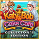 Katy and Bob: Cake Cafe Collector's Edition
